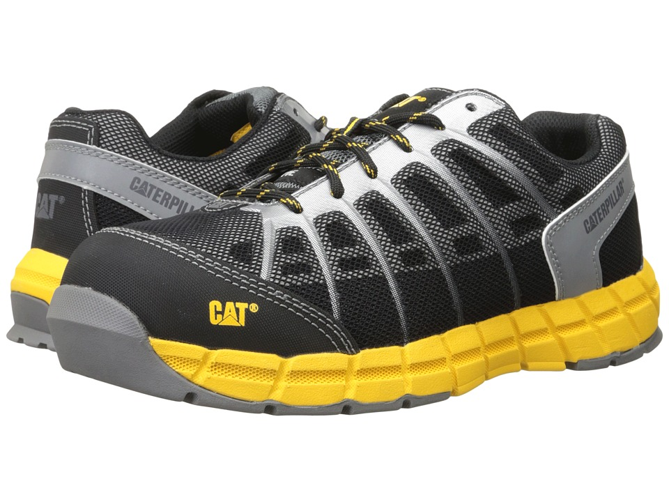 Caterpillar - Flex CT (Black) Men's Shoes