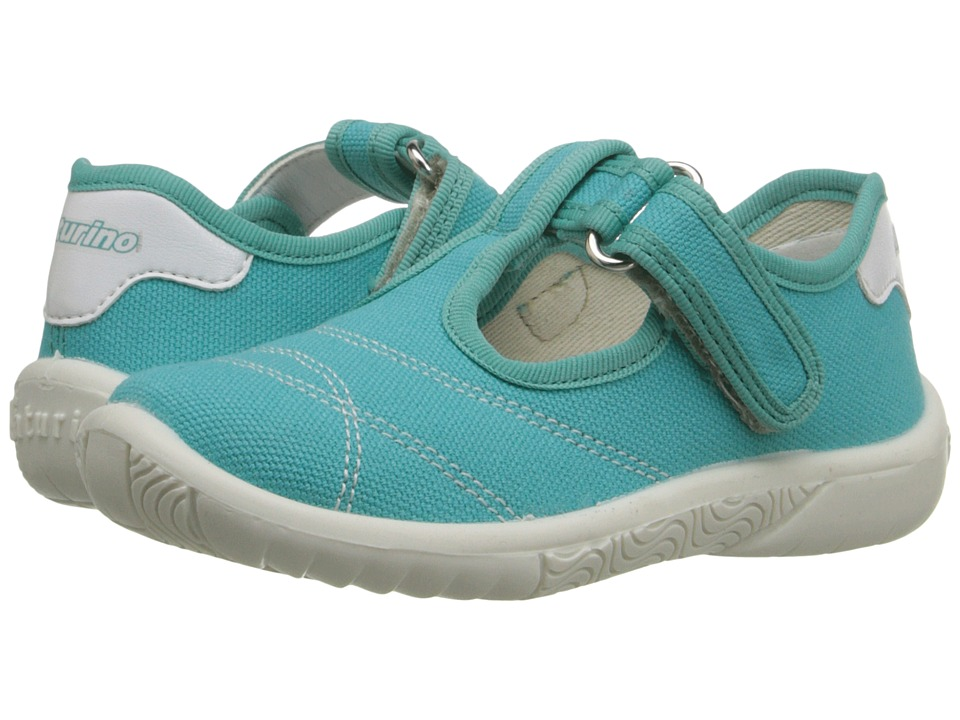 Naturino - Nat. 7742 SS16 (Toddler/Little Kid) (Aqua) Girls Shoes