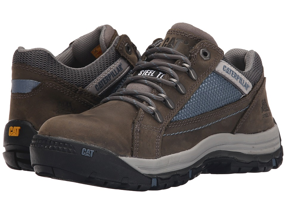 Caterpillar - Champ ST (Dark Gull Grey) Women's Shoes