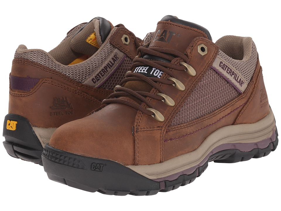Caterpillar - Champ ST (Brown Sugar) Women's Shoes
