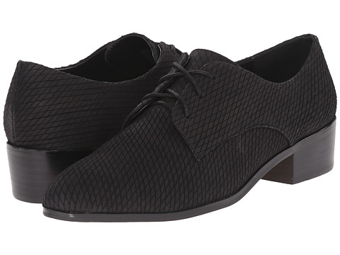 Dune London - Loris (Black Reptile) Women's Lace up casual Shoes