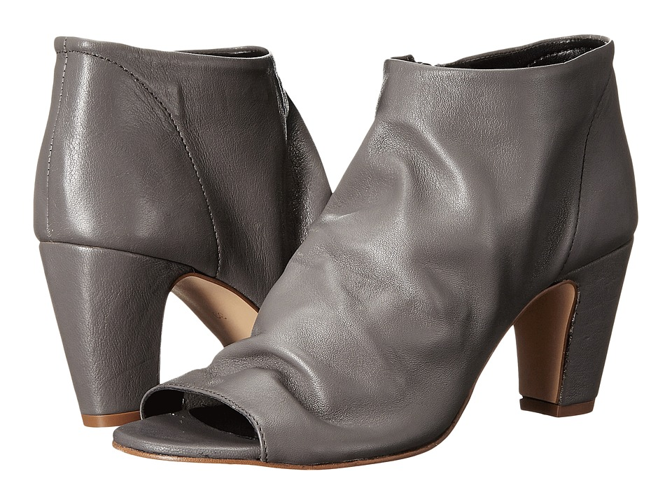 Dune London - Caitlen (Grey Leather) High Heels