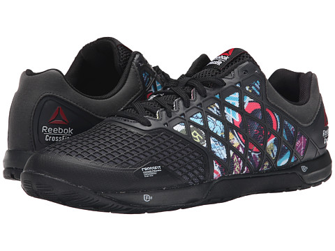 Reebok - Crossfit Nano 4.0 Pax (Sticker/Black/Gravel) Men's Shoes