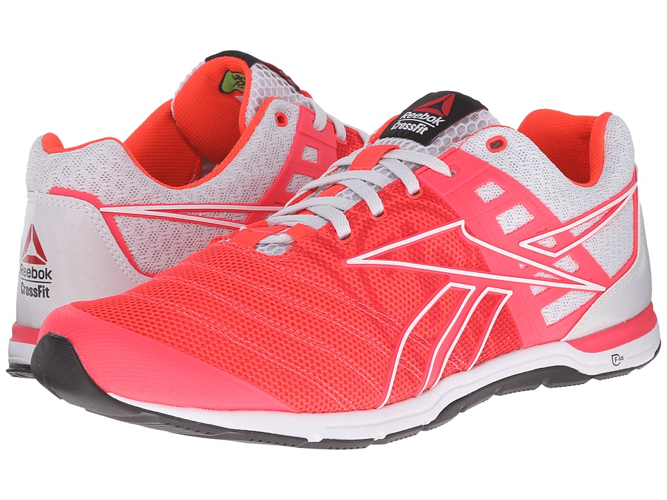 Reebok - Crossfit Nano Speed (Neon Cherry/Porcelain) Men's Shoes