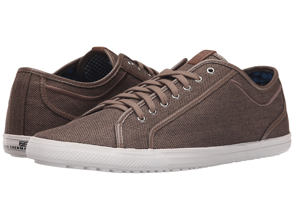 Ben Sherman - Chandler Lo (Taupe) Men's Lace up casual Shoes