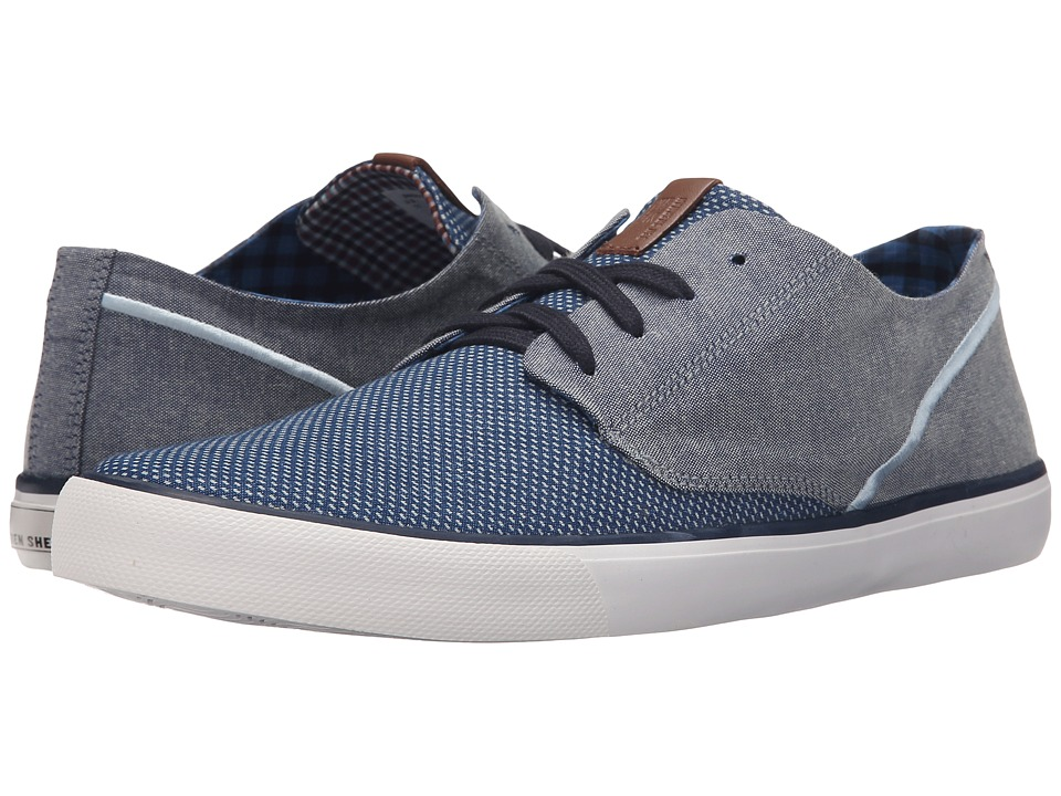 Ben Sherman - Rhett (Navy Dot) Men's Lace up casual Shoes