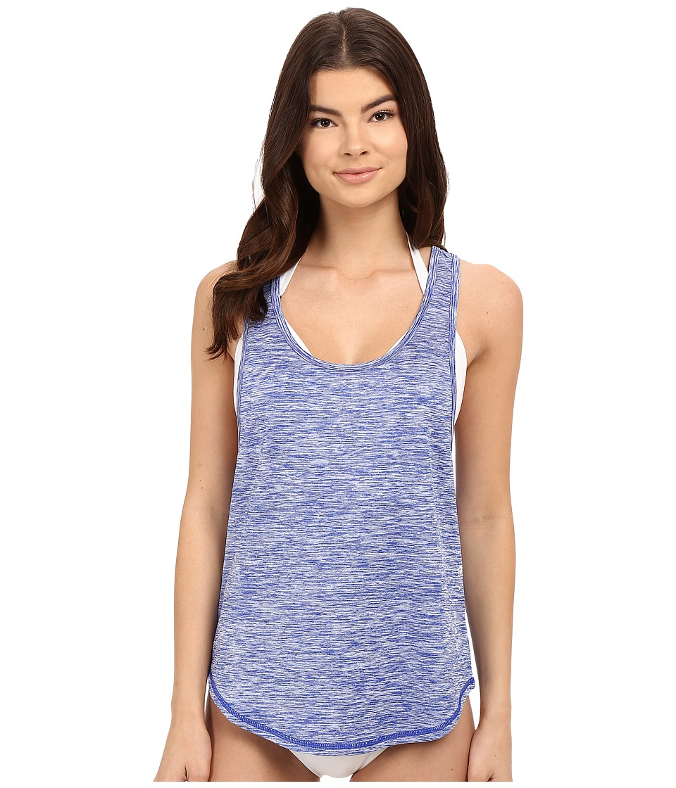 Rip Curl - Search Tank Top (Blue) Women's Swimwear