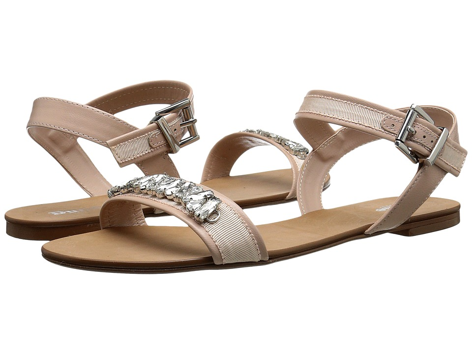 Dune London - Neeve (Blush Leather) Women's Sandals