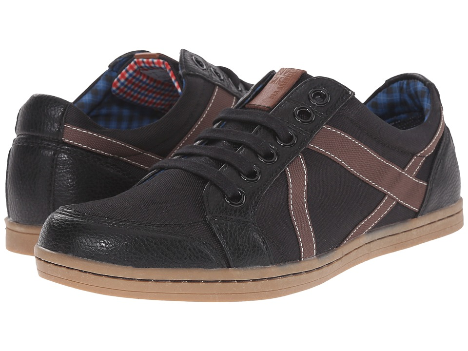 Ben Sherman - Lox (Black) Men's Lace up casual Shoes