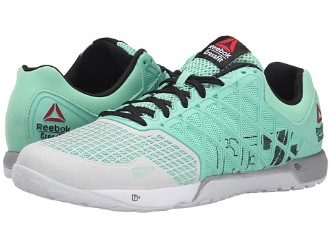 Reebok - Crossfit Nano 4.0 (Mint Glow/Porcelain/Black) Women