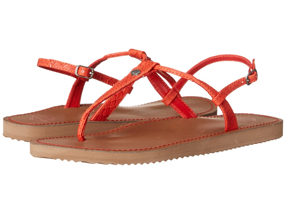 Harley-Davidson - Olenda (Red) Women's Sandals