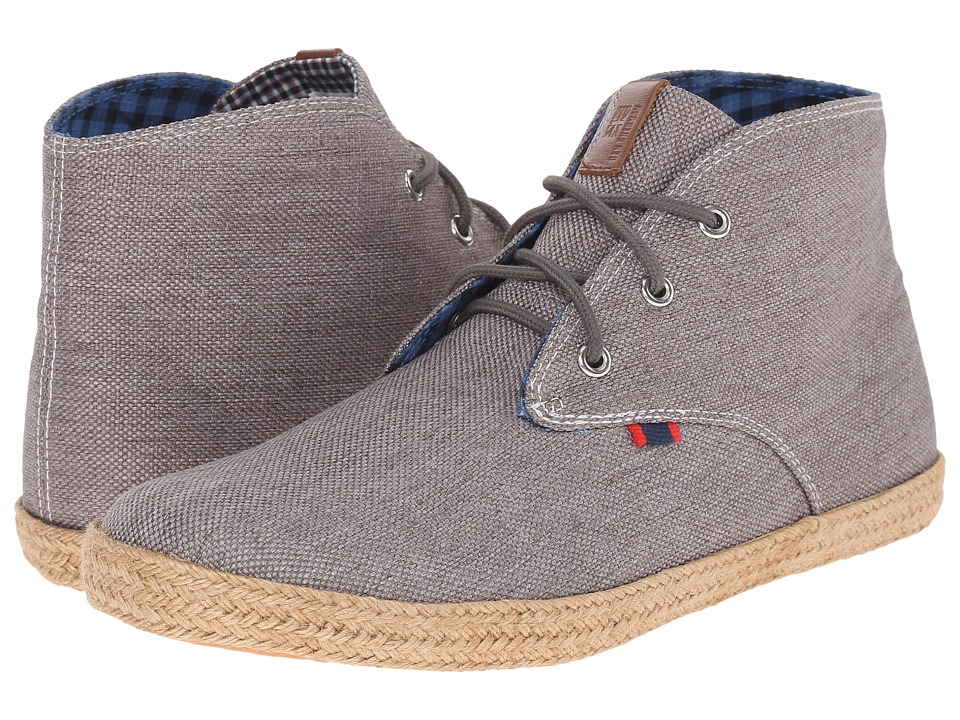 Ben Sherman - Prill Chukka (Grey Linen) Men's Boots