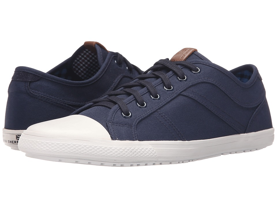 Ben Sherman - Madison Lo (Navy Blazer) Men's Lace up casual Shoes