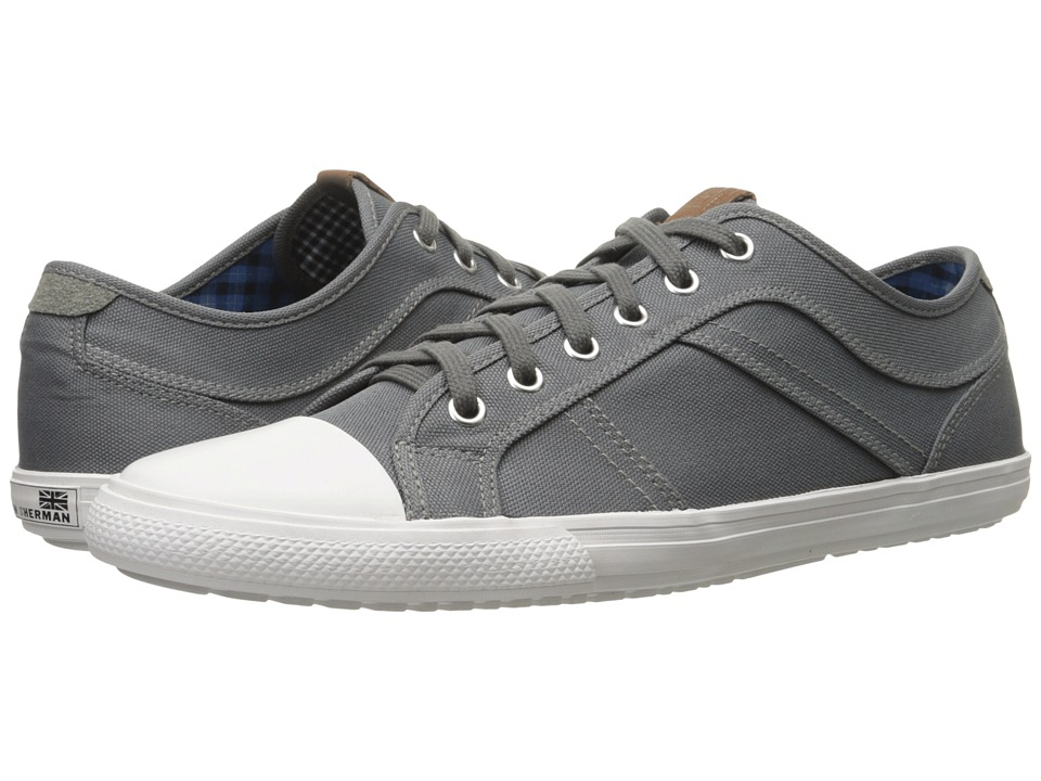 Ben Sherman - Madison Lo (Grey) Men's Lace up casual Shoes