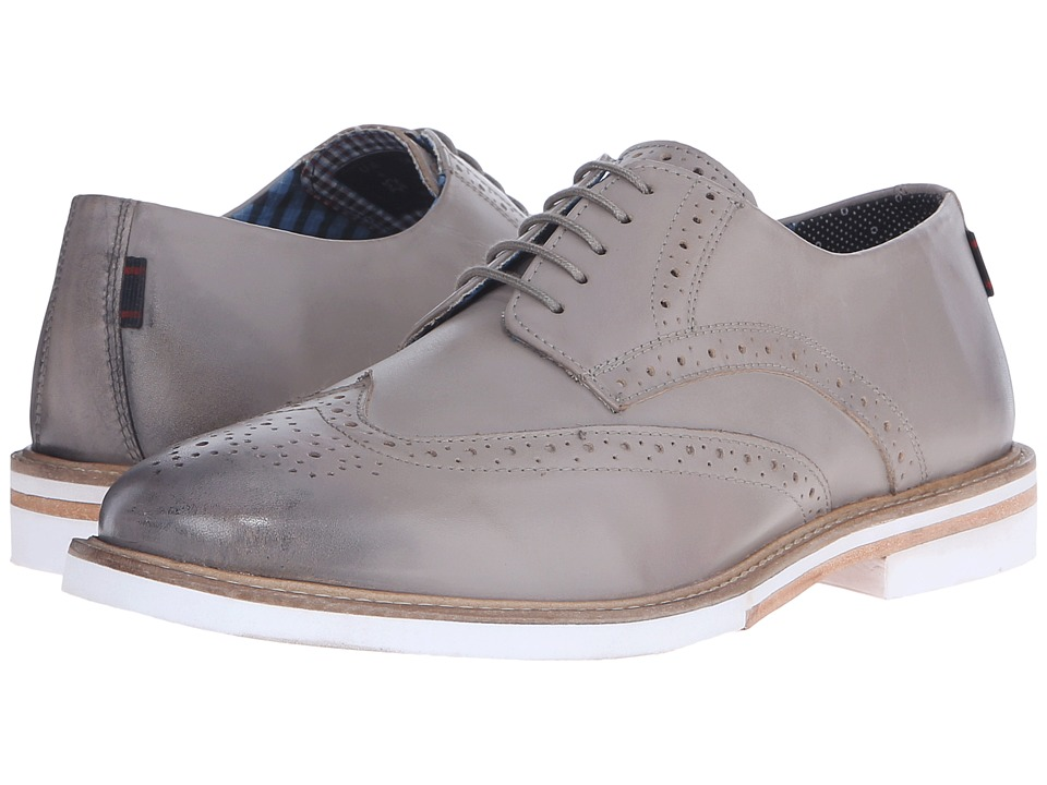 Ben Sherman Julian Wingtip (Grey) Men