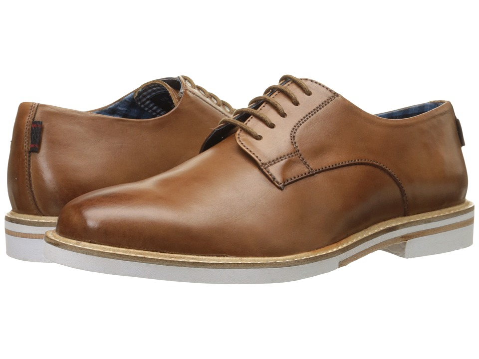 Ben Sherman - Julian Plain Ox (Cuoio) Men's Lace up casual Shoes