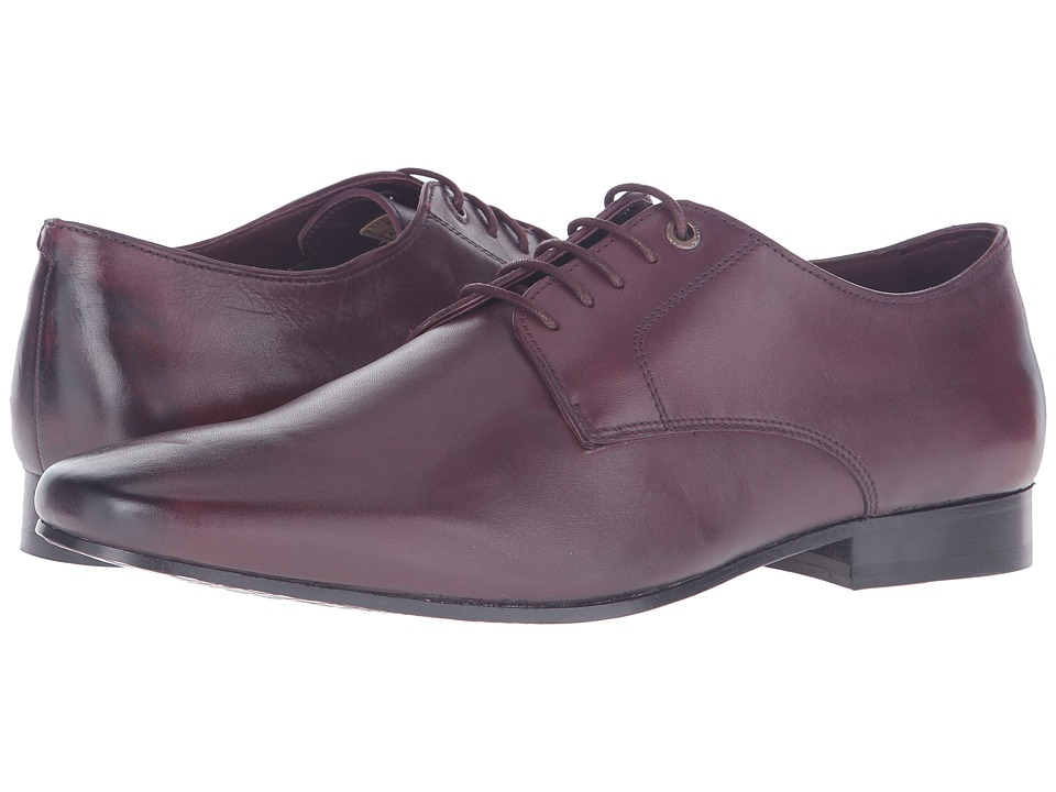 Ben Sherman Fredrick Oxford (Burgundy) Men