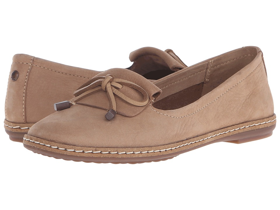 Hush Puppies Adena Piper (Tan Leather) Women