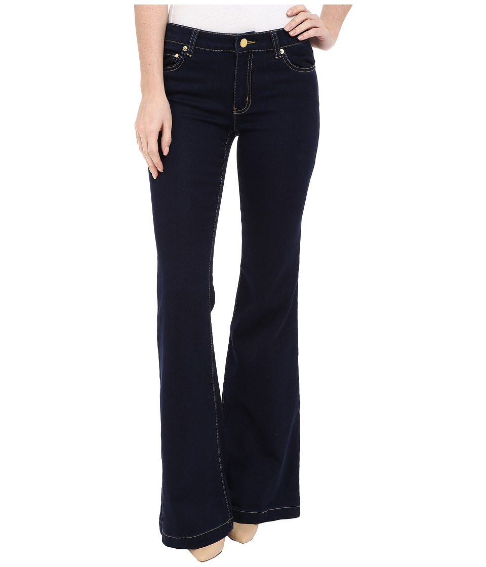 MICHAEL Michael Kors - Denim Retro Flare Jeans in Twilight Wash (Twilight Wash) Women's Jeans