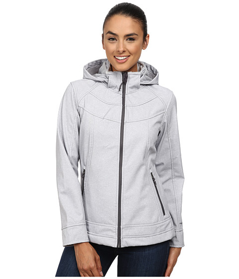 Free Country - Butterpile Softshell (Winter Silver/Heather Ice/Mineral Grey Pop) Women's Clothing