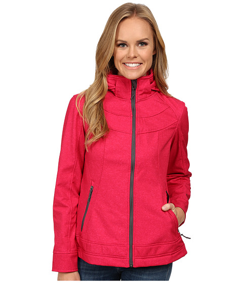 Free Country - Butterpile Softshell (Rose Whip/Heather Ice/Mineral Grey Pop) Women's Clothing