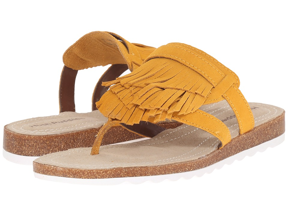 Hush Puppies - Bryson Jade (Warm Yellow) Women's Sandals