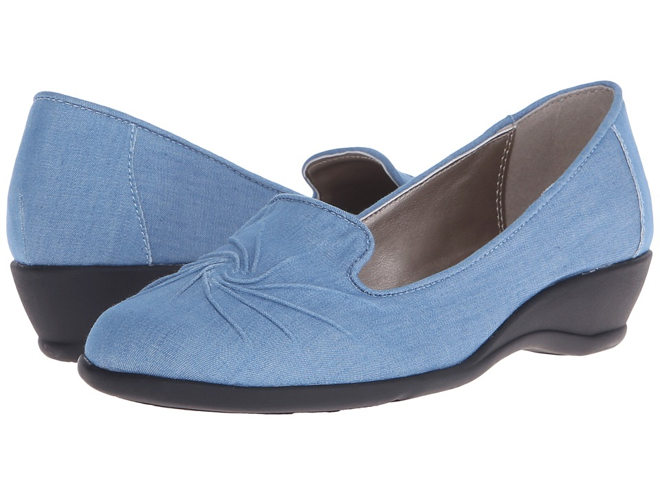 Soft Style - Rory (Light Blue) Women's Shoes