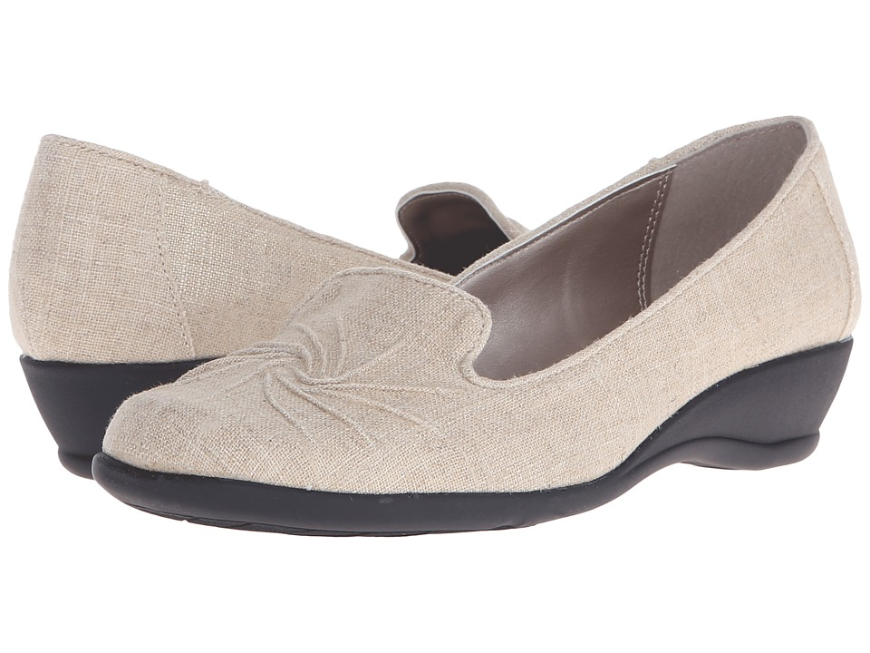 Soft Style - Rory (Natural Sparkle) Women's Shoes