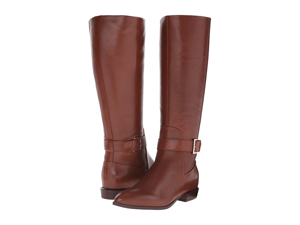 Nine West - Diablo (Dark Natural Leather 1) Women's Boots