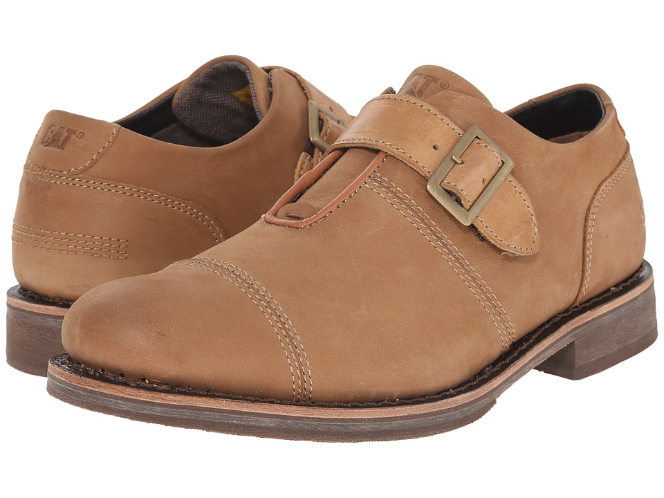 Caterpillar - Halsey (Sand) Men's Shoes