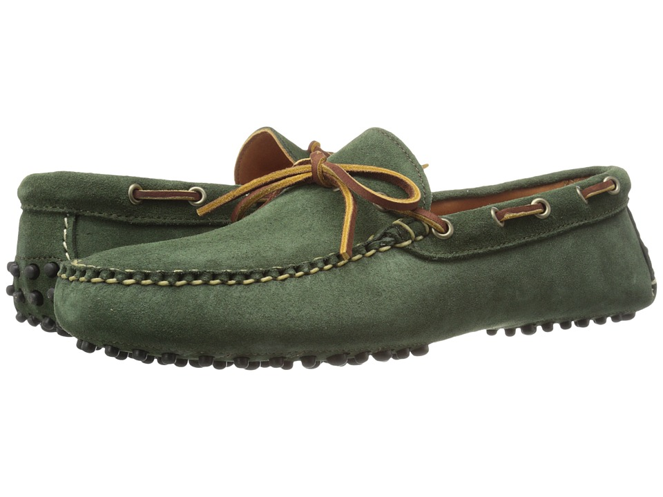 Eastland 1955 Edition Blanchard Usa Hunter Green Suede Men S Moccasin Shoes