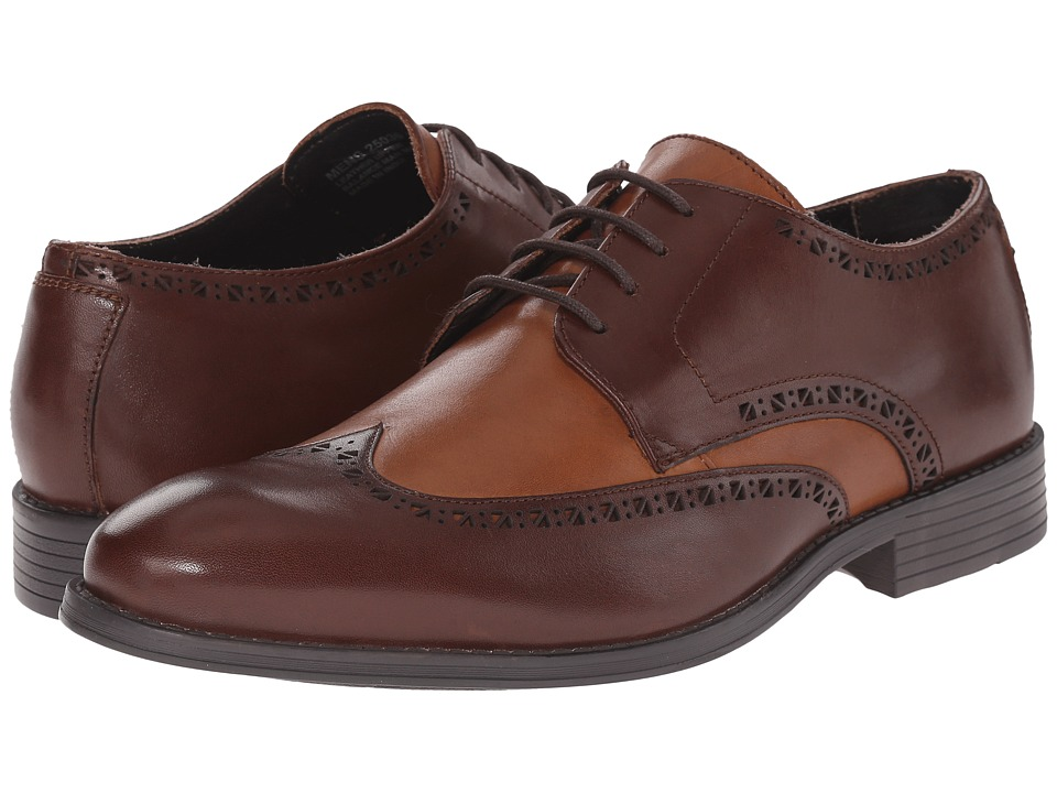 Stacy Adams Rayburn (Brown/Cognac) Men