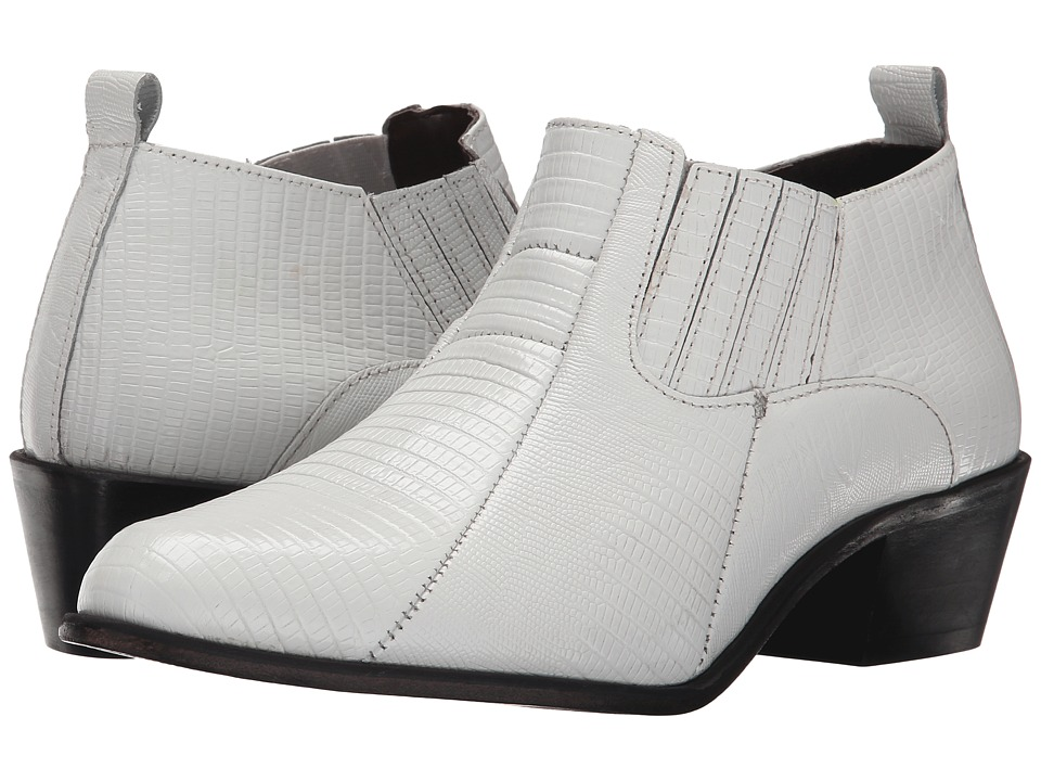 Stacy Adams - Santee (White) Men's Pull-on Boots