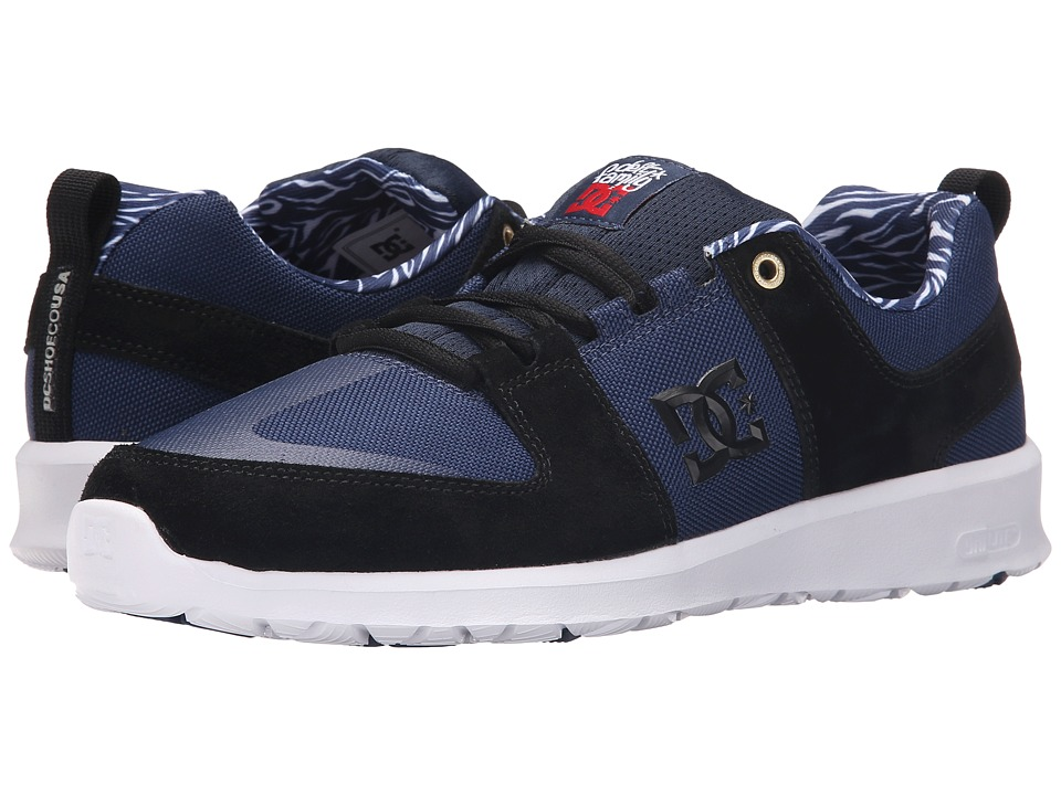 DC Lynx Lite Deft Family (Black/Navy) Men