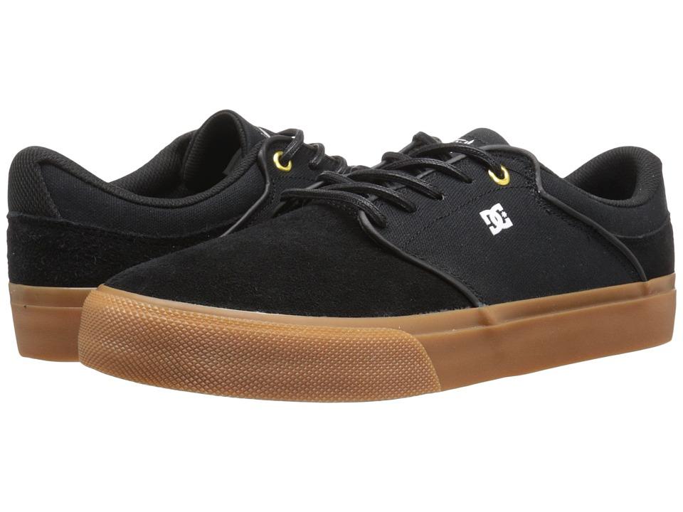 DC - Mikey Taylor Vulc (Black Gum) Men's Skate Shoes