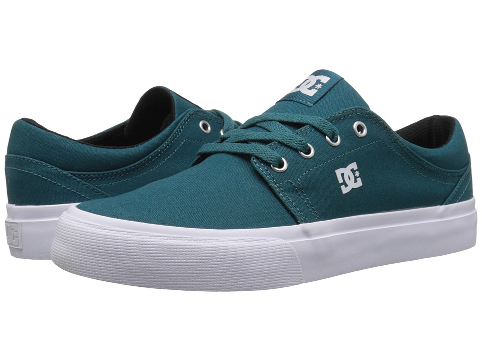 DC - Trase TX (Deep Teal) Skate Shoes