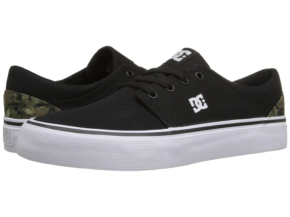 DC - Trase SP (Camo Black) Skate Shoes