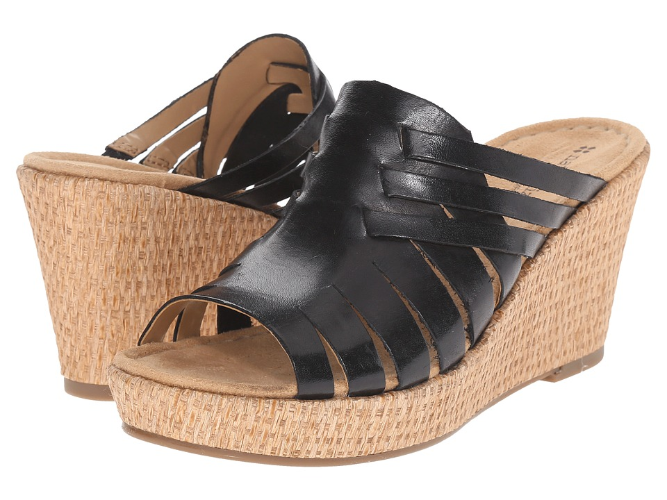 Naturalizer - Noely (Black Leather) Women