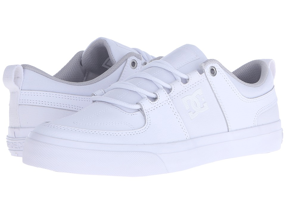 DC - Lynx Vulc (White) Skate Shoes