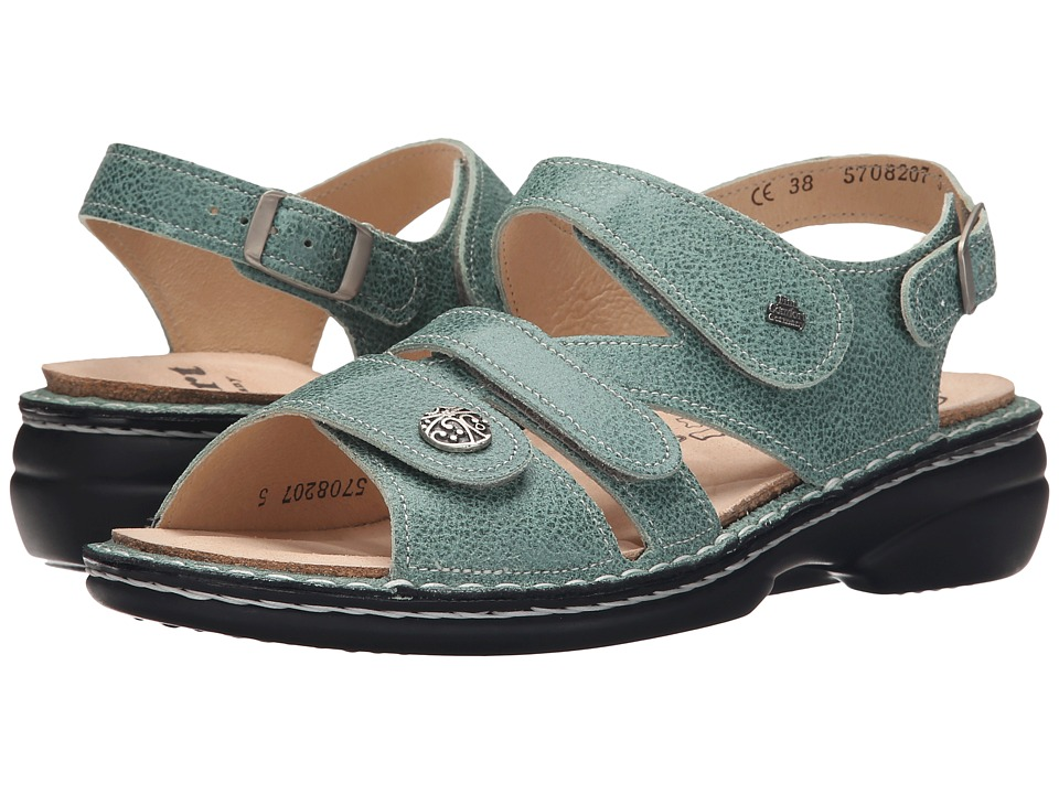 Finn Comfort - Gomera - 82562 (Mint) Women's Shoes