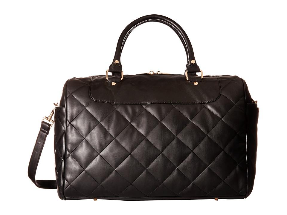 Deux Lux - Sydney Weekender (Black) Duffel Bags