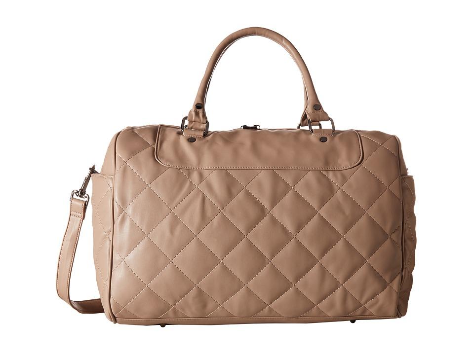 Deux Lux - Sydney Weekender (Taupe) Duffel Bags