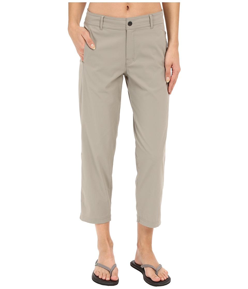 Lucy - Walkabout Capris (Tin) Women's Capri