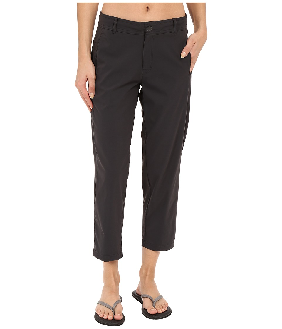 Lucy - Walkabout Capris (Fossil) Women's Capri