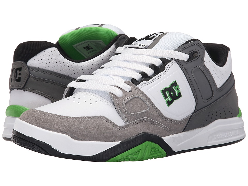DC Stag 2 (White/Grey) Men