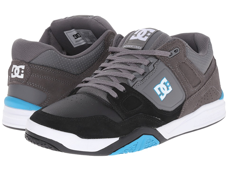 DC Stag 2 (Black/Grey) Men