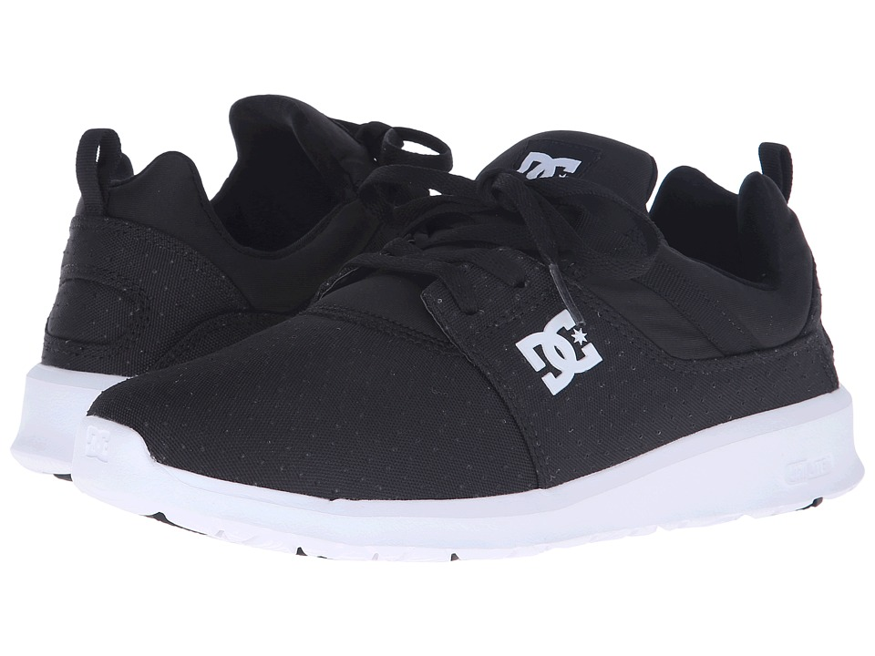 DC - Heathrow SE (Black/Battleship) Skate Shoes