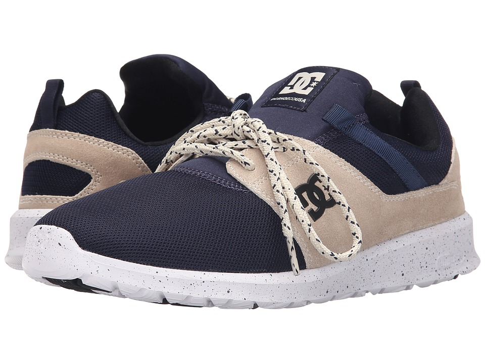 DC - Heathrow SE (Navy/White) Skate Shoes