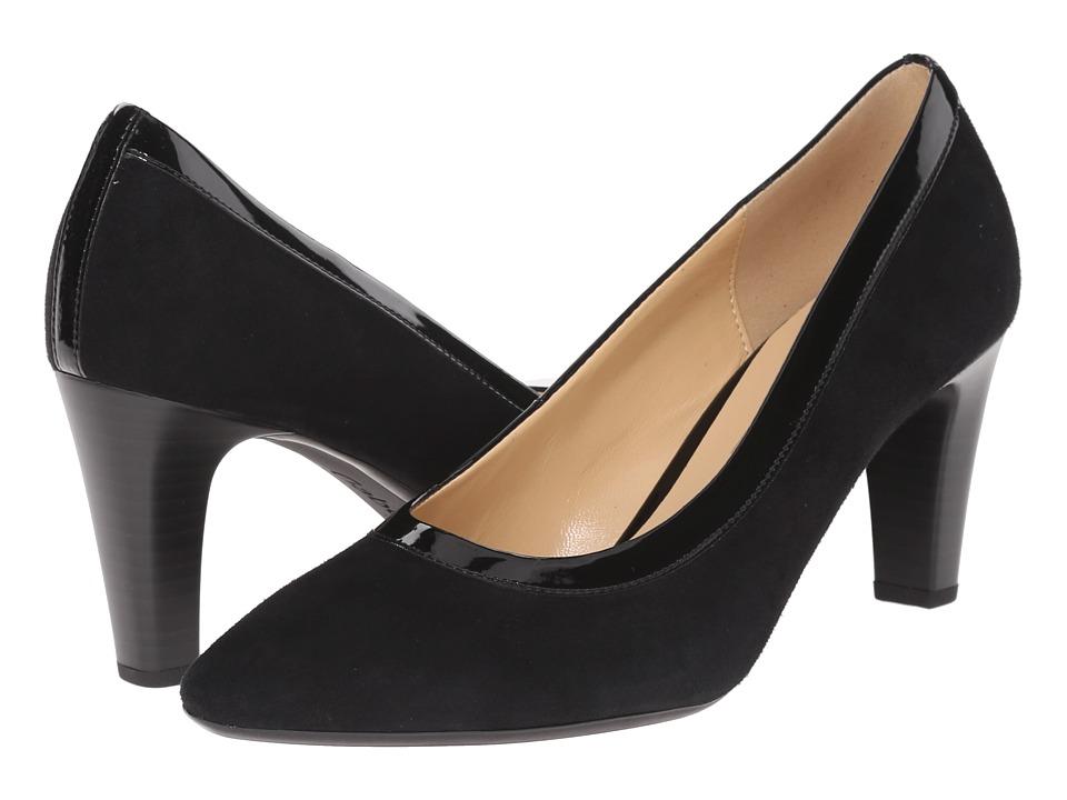Gabor Gabor 45.156 (Schwarz Samtchevreau/Lack HT) High Heels