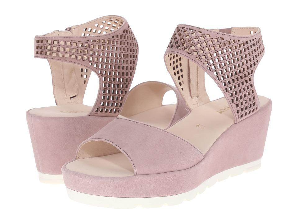 Gabor - Gabor 45.741 (Antikrosa Samtchevreau) Women's Sandals